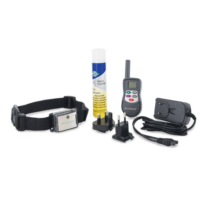 Petsafe Deluxe Remote Spray Trainer (1)**