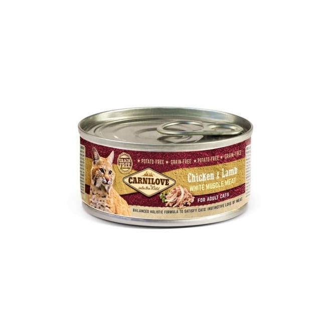 Carnilove Adult Chicken & Lamb 100 g