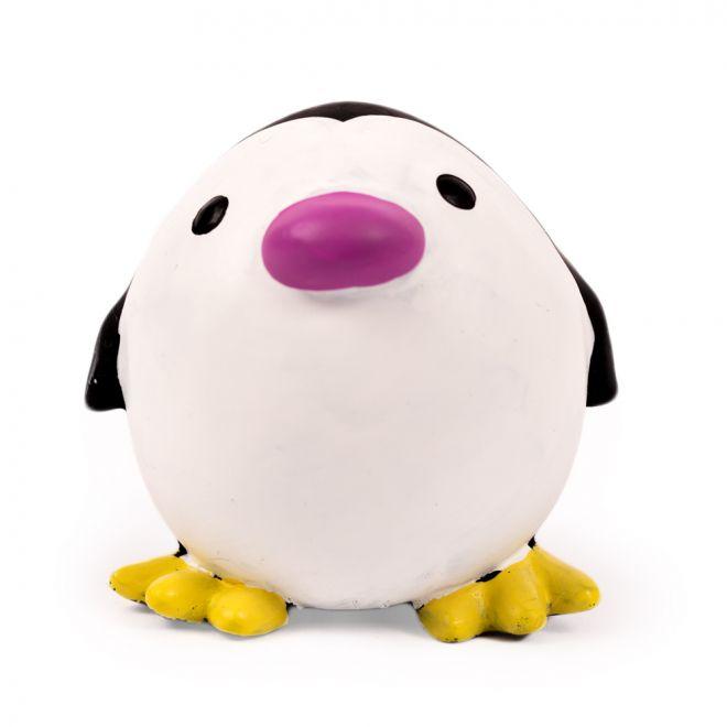 Little & Bigger Latex Pingvin (Svart)**