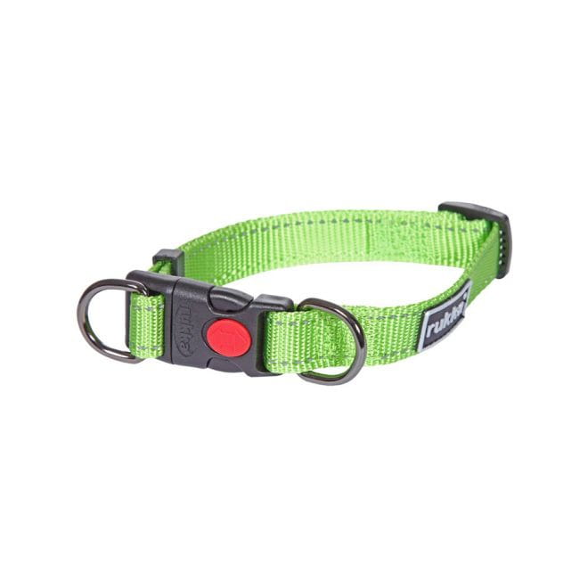 Bliss Polar Halsband Nylon Lime**