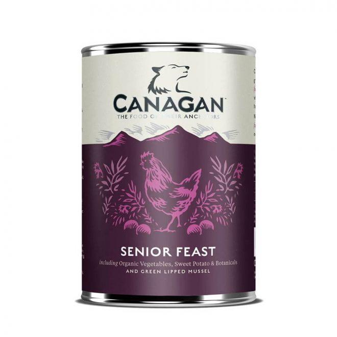 Canagan Senior Feast 400g (400 gram)**