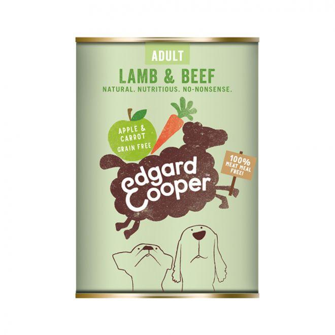 Edgard & Cooper Lamm & Nötkött (400 gram)**