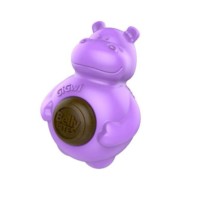 GiGwi BellyBites Flodhäst
