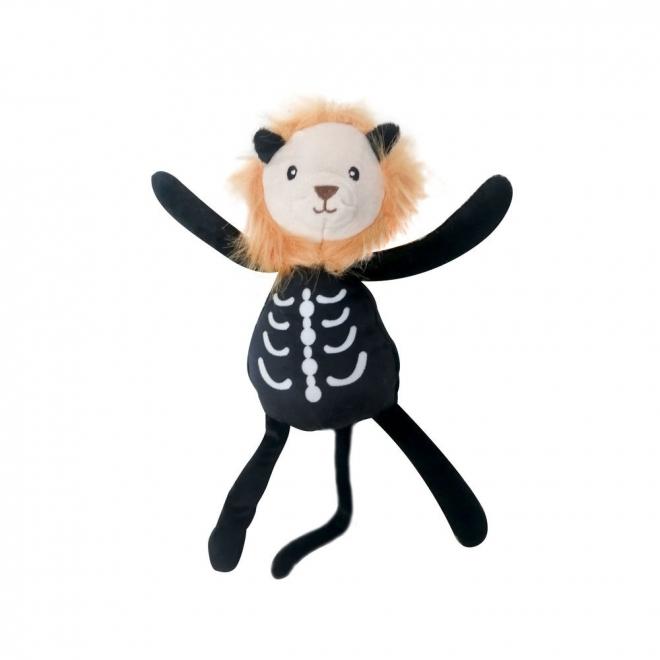 Bark-a-Boo Spooky Skelett Lejon