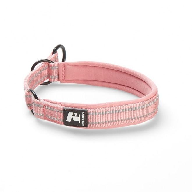 Feel Active Padded Limited Slip Halsband Rosa