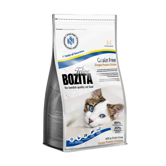 Bozita Feline Grain Free Chicken**