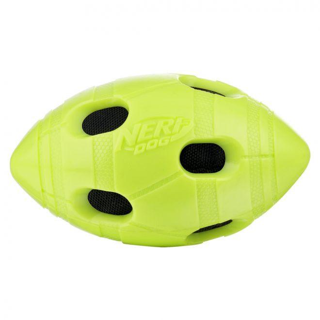 Nerf TPR Crunch Bash Fotboll (Gul)**