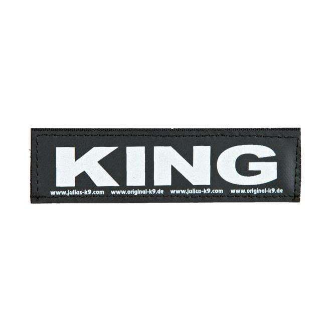 Trixie Julius-K9 Kardborrmärke KING