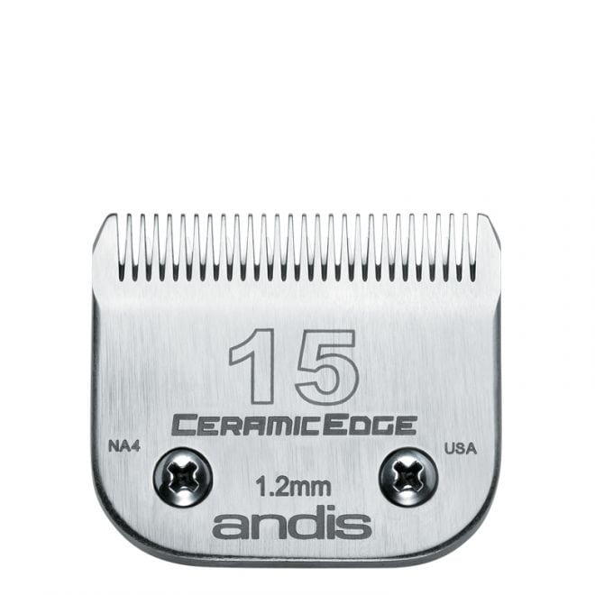 Andis CeramicEdge skär 15, 1,2mm
