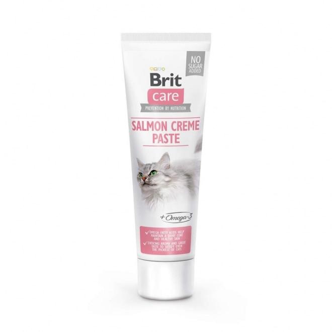 Brit Care Cat Paste Laxkräm 100 g