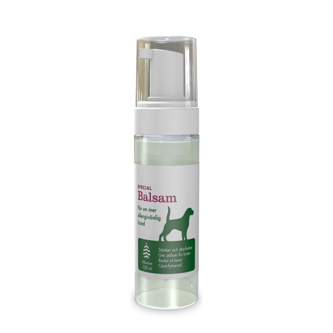 Allergenius Specialbalsam Mousse 150ml