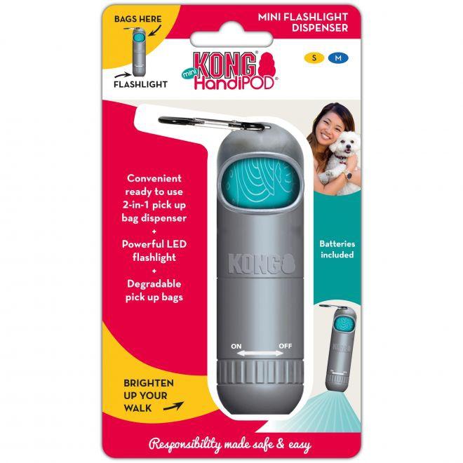 KONG HandiPOD Mini Ficklampa