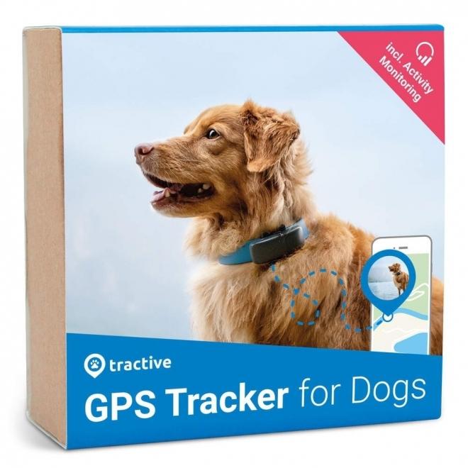 Tractive GPS-halsband