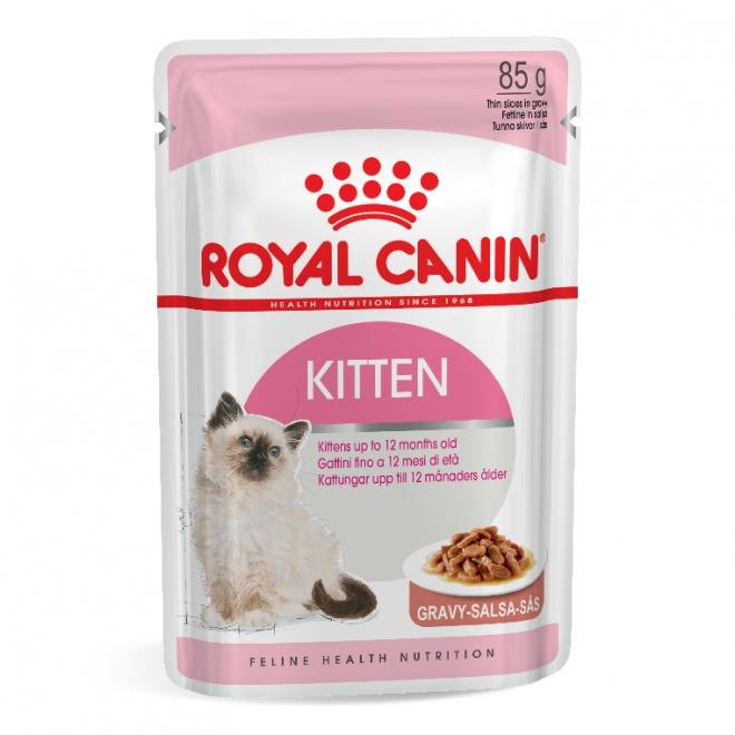 Royal Canin Kitten Gravy