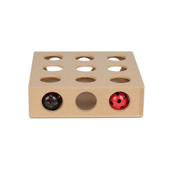 Little & Bigger Roll-a-Ball Boxspel**