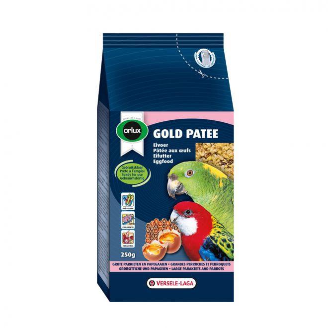 Versele-Laga Orlux Gold Patee stor parakit och papegoja