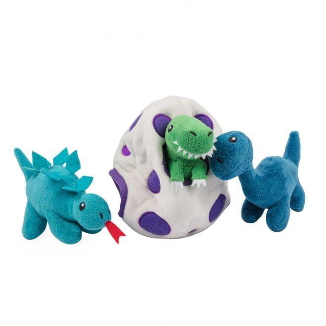 Little&Bigger HideNSeek Dinosaurieägg (Mångfärgad)**