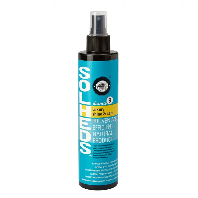 Solheds Derma9 Luxury Shine&Care Conditioning Spray 250ml (250 ml)