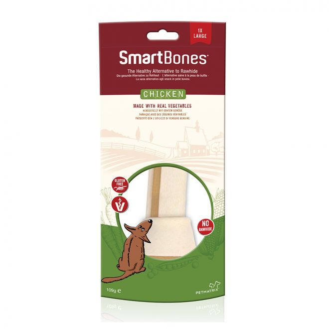 SmartBones Chicken Large 1-pk