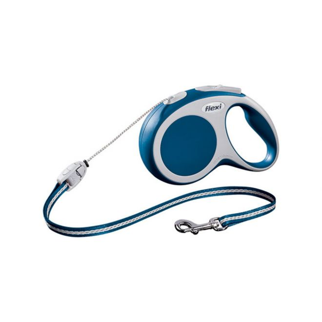 Flexi Vario Cord S 8m (Blå)**