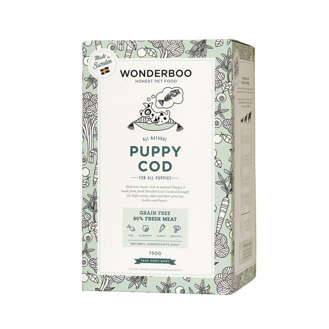 Wonderboo Puppy Cod Grain Free**