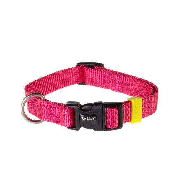 Basic Casual Halsband Rosa**