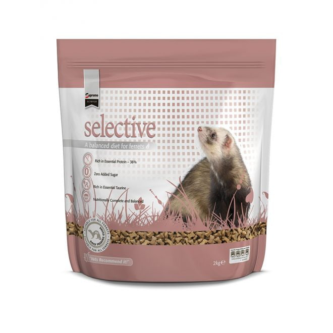 Science Selective Ferret 2kg**