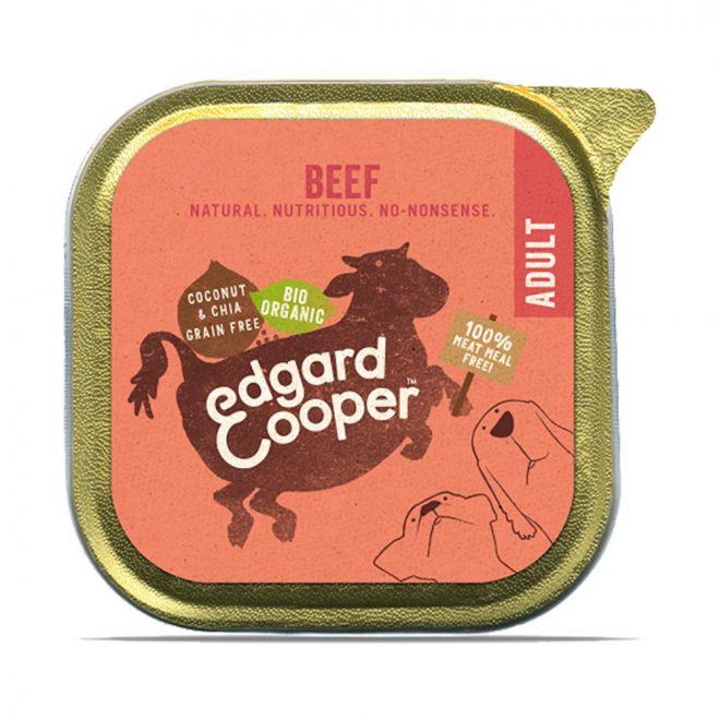 Edgard & Cooper Ekologisk Nöt (100 gram)**