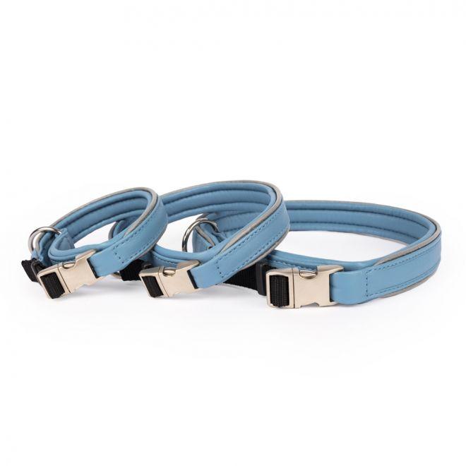 Feel Halo Reflex Halsband Blå
