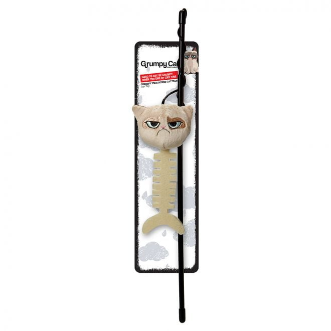 Grumpy Cat Catfish Cat Wand