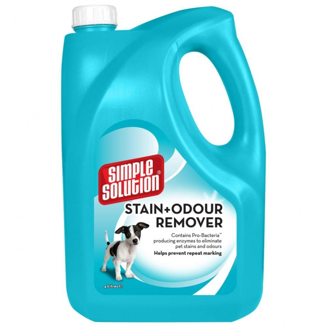 Simple Solution Stain & Odour Remover (4 l)