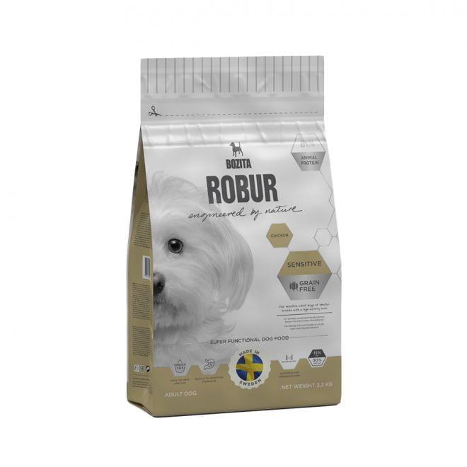 Robur Sensitive Grain Free Chicken (3 kg)**