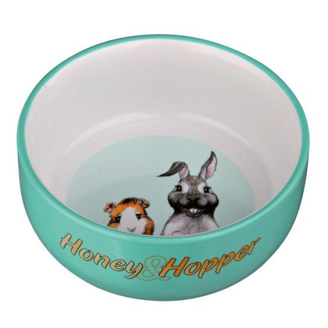 Trixie Honey&Hopper skål 250 ml (250 ml)