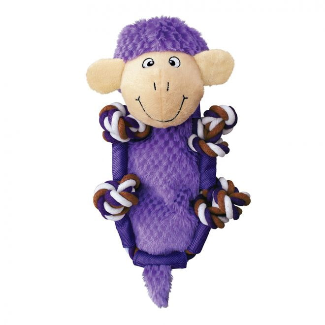 KONG Barnyard Knots Sheep S (Violett)**