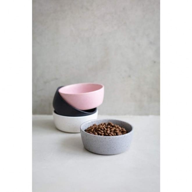 Basic Harmony Keramikskål Vit