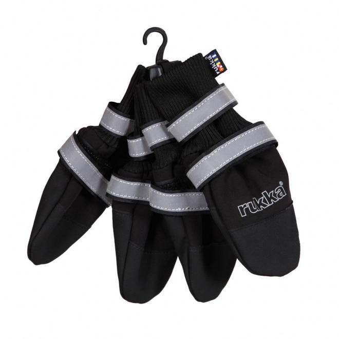 Rukka Protect Softshell Sko Svart 4-pack