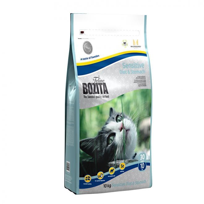 Bozita Feline Sensitive Diet & Stomach**