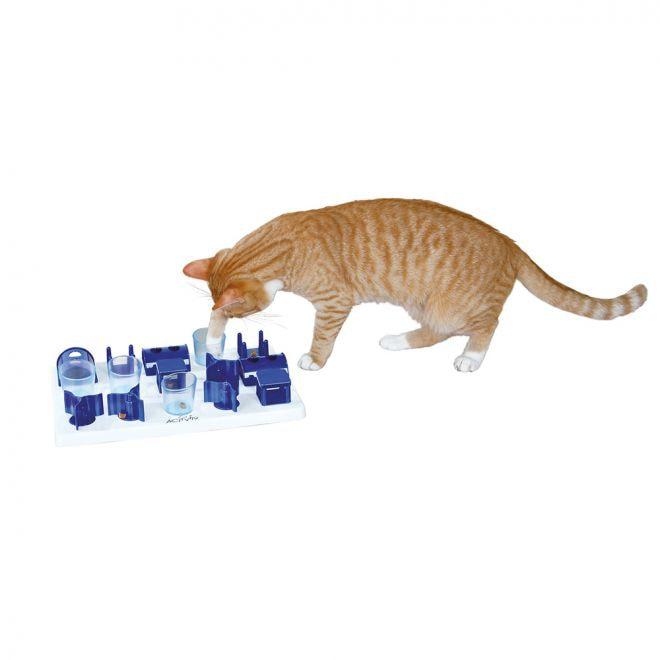 Trixie Katt Aktivitetsplayground**