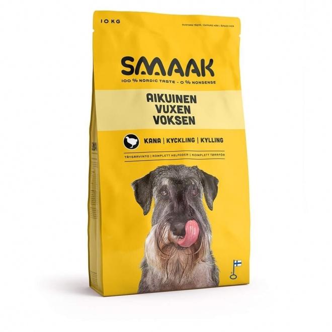 Smaak Dog Adult Kyckling (10 kg)