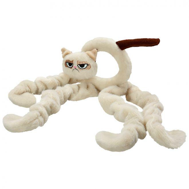 Grumpy Cat Plush Doorknob Hanger (Mångfärgad)**