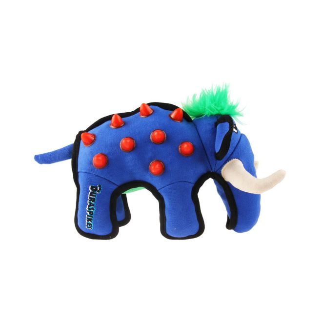 GiGwi Duraspikes Elefant (Blå)