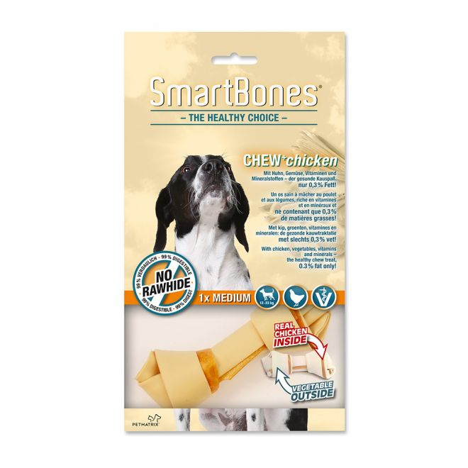 SmartBones Chicken Medium 1-pk