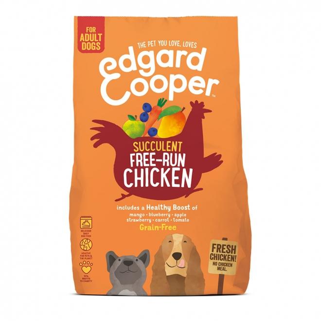 Edgard & Cooper Dog Grain Free Kyckling