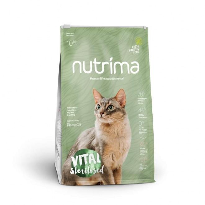 Nutrima Cat Vital Sterilised (10 kg)