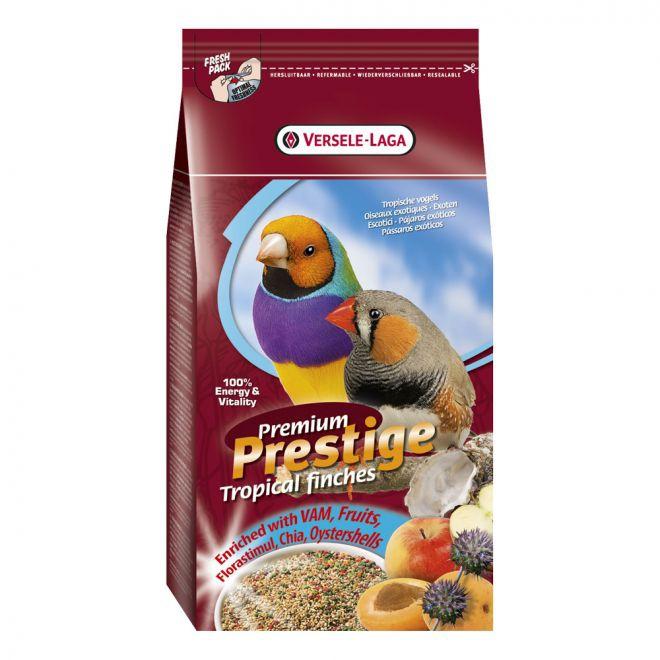 Versele-Laga Prestige Premium Tropical Finches 1kg (1 kg)