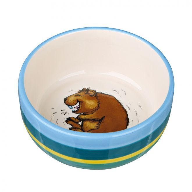 Trixie Keramikskål Marsvin 250 ml (Keramik)