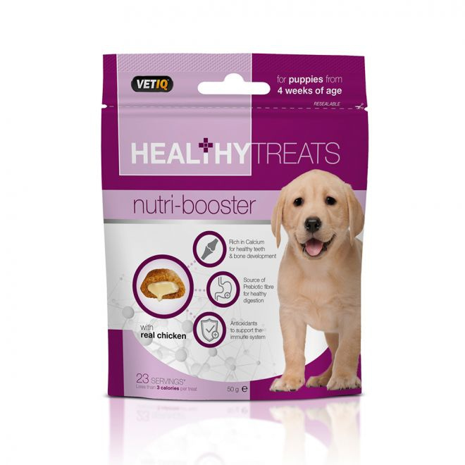 Healthy Treats Nutri-Booster Puppy 50g