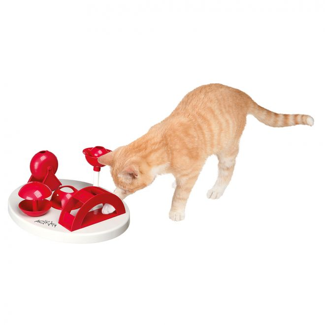 Trixie Katt Aktivitetsträdgård**
