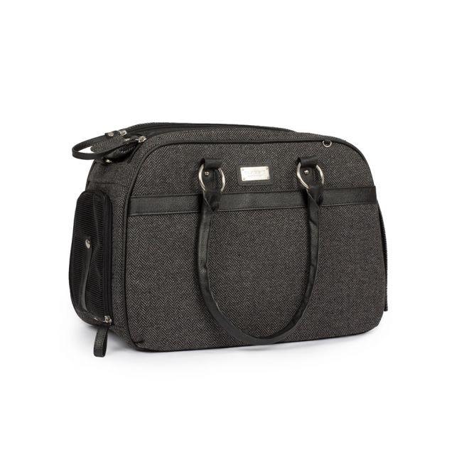 Basic Väska Fiskben (Svart)