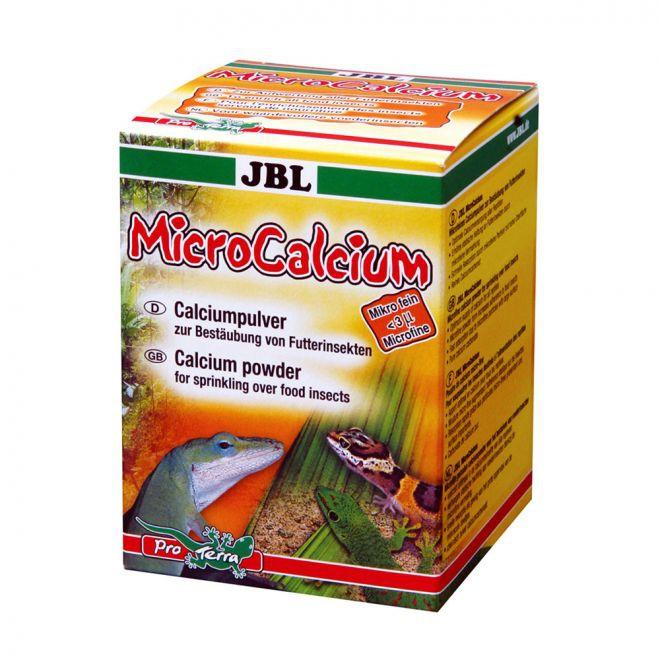 JBL MicroCalcium tillskott till reptiler
